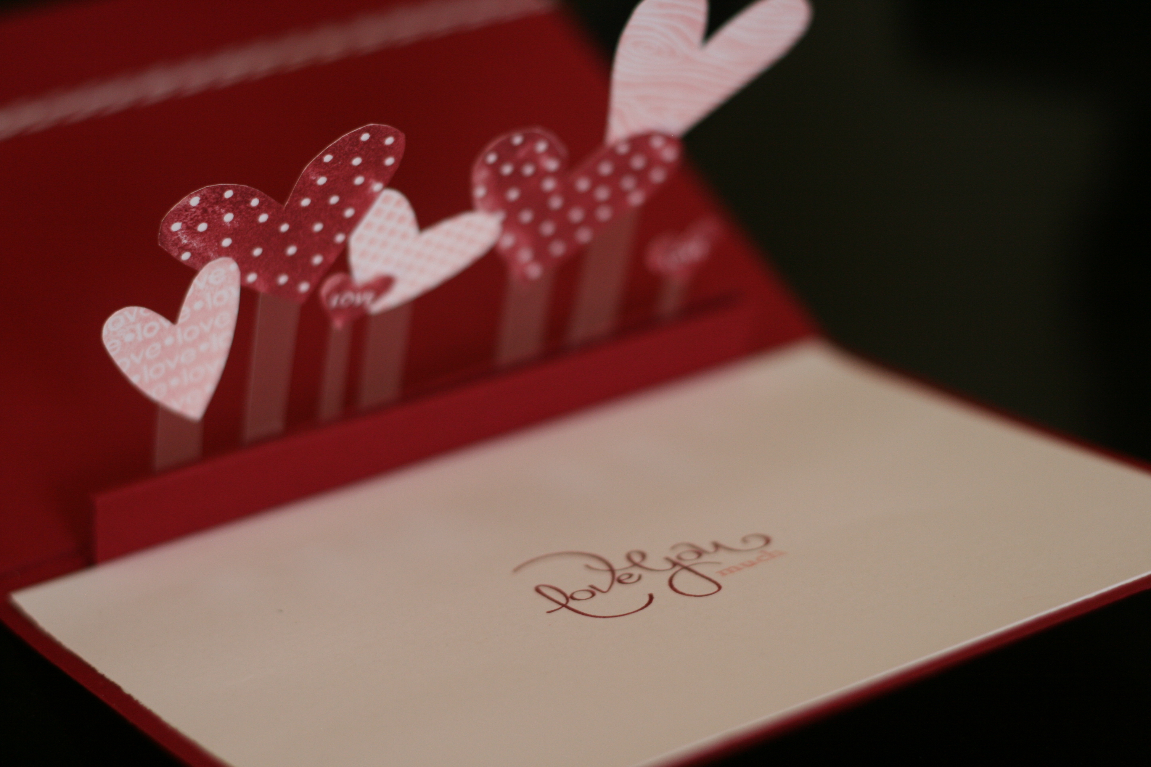 A PopUp Card Tutorial – How to Make a Valentine Pop Up Card