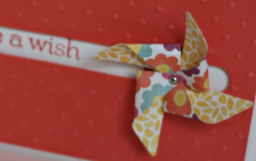 pinwheel closeup