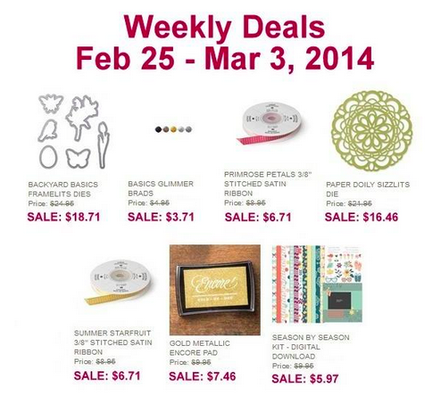 Screen Shot 2014 02 25 at 8.39.49 AM Weekly Deals!